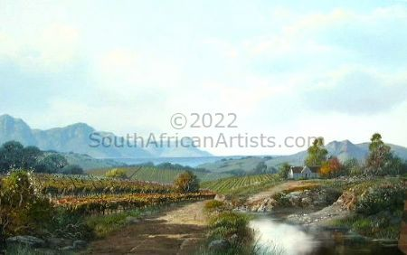 """Sea and vineyards"""