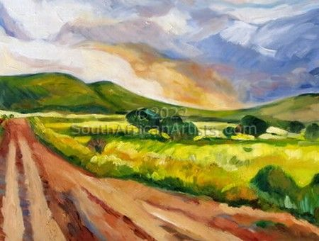 """Road to Tierfontein"""
