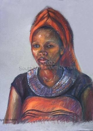 """African Beauty"""