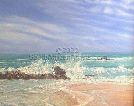 """Waves of the Sea and Sky"""