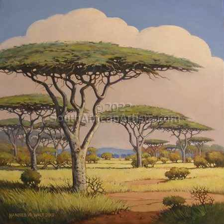 """Camel Thorn Trees"""