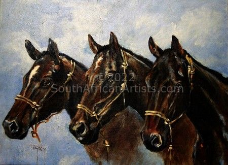 """Polo Ponies (Commisioned)"""
