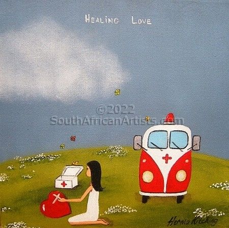 """Healing love 3 (ambulance)"""