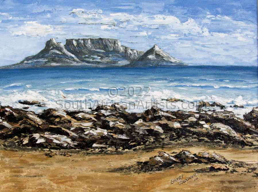 """Table Mountain (Wonder of the World)"""
