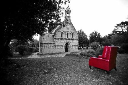 """Belvidere Church, My Fathers Chair"""