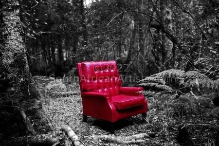 """Forest 1, My Father's Chair"""