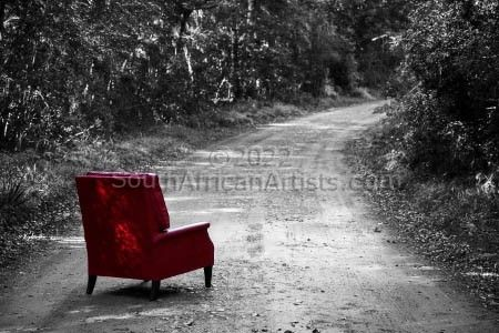 """Forest Road, My Father's Chair"""