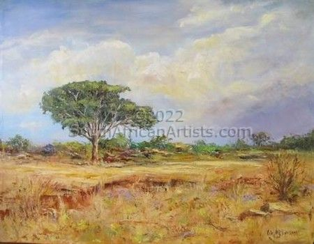 """Lazy Lowveld Afternoon"""