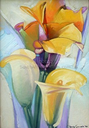 """Arum Lily One"""