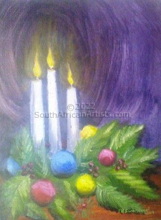 """Three Candles"""