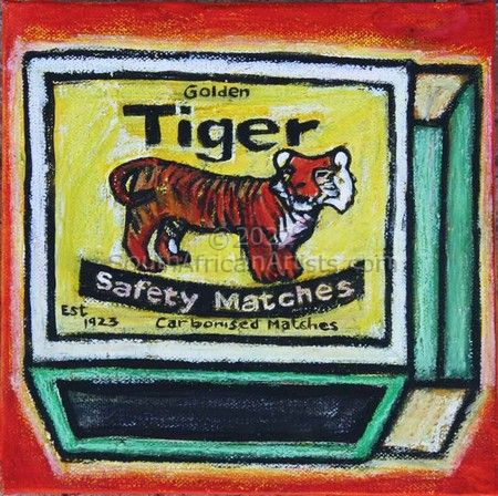 """Tiger Matches"""