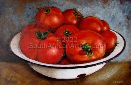 """Bowl of Tomatoes"""