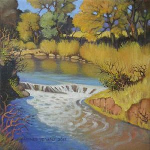 """Eerste River on a Sunny Afternoon"""