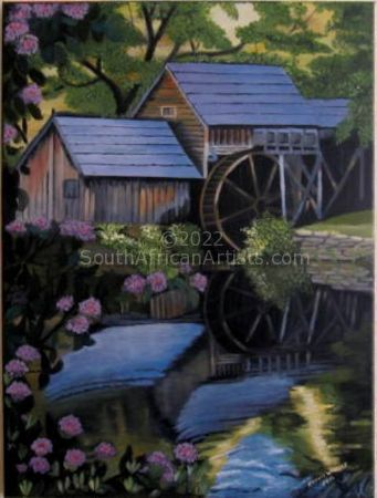 """Old Watermill"""