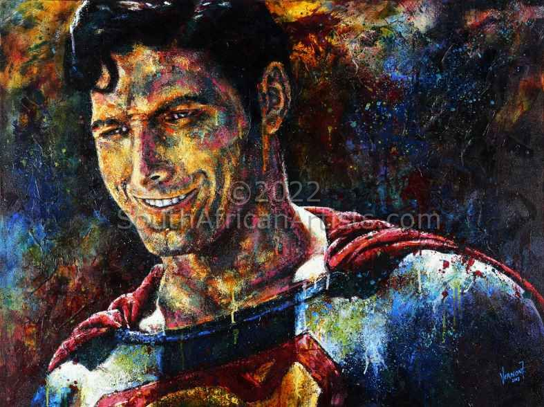 """The Ultimate Hero Christopher D'Olier Reeve"""