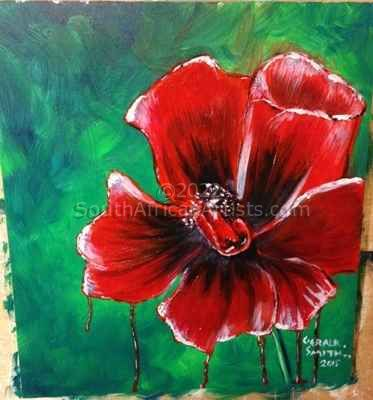 """Bleeding Poppy"""