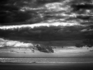 """Dramatic Skies - Mozambique"""