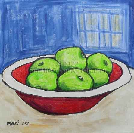 """Green Apples"""