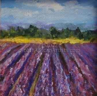 """Lavender Day Series"""