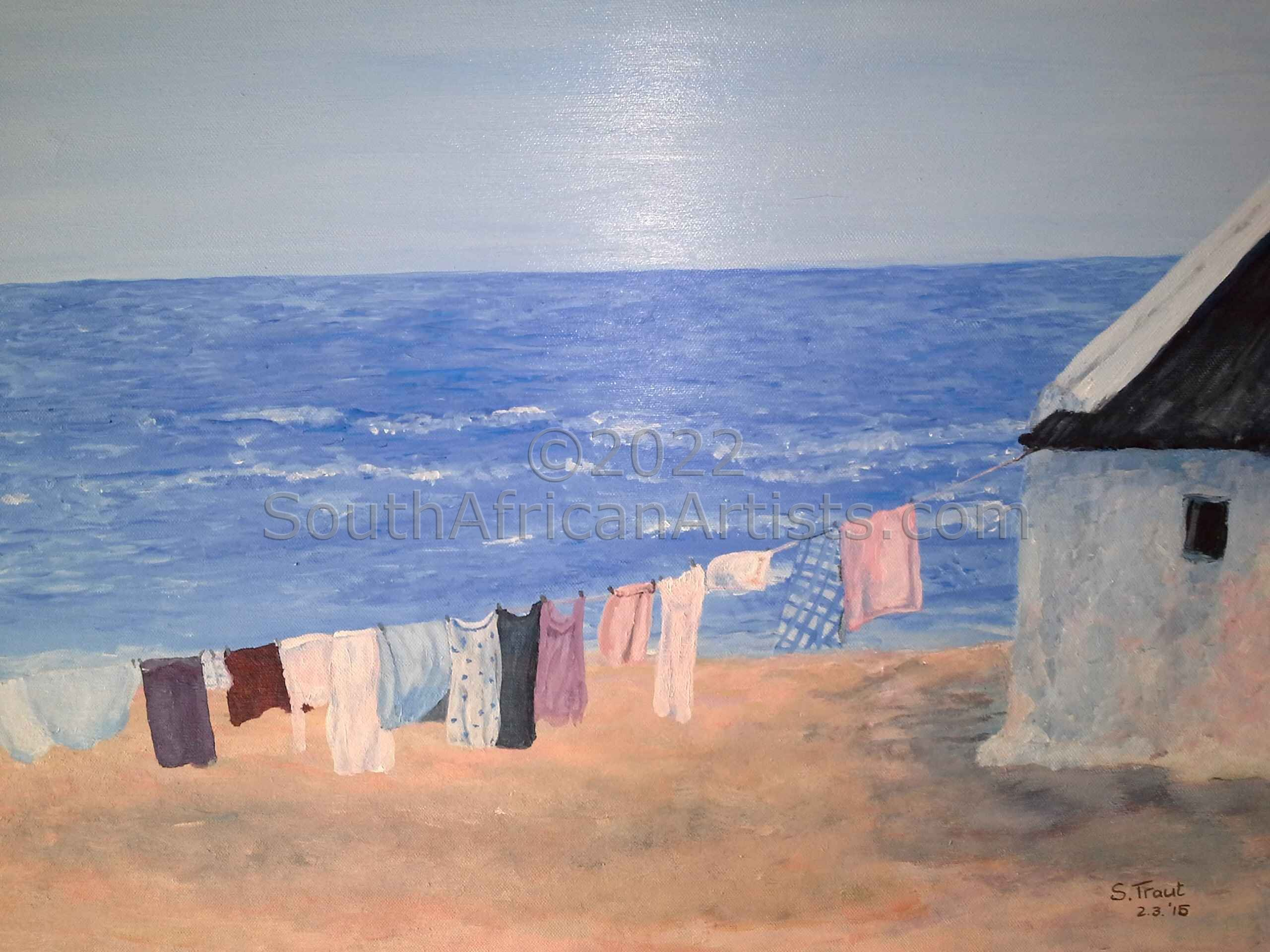 """The Washing Line"""