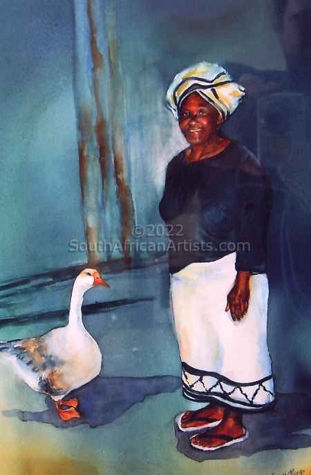 """Emily and the Goose"""