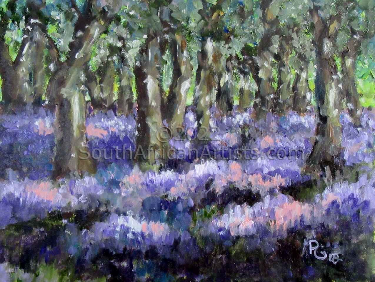 """Purple Forest"""