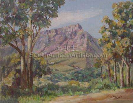 """Table Mountain - Signal Hill"""