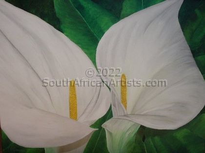 """Lilies for Maria"""