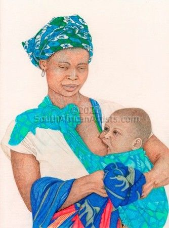"""Malawi Mother & Child"""