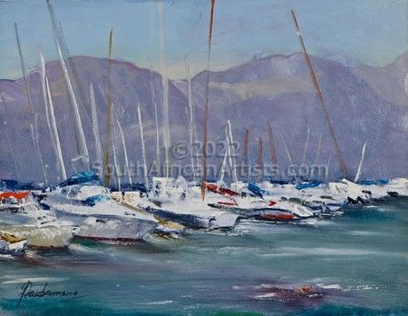 """Yachts at Rest"""