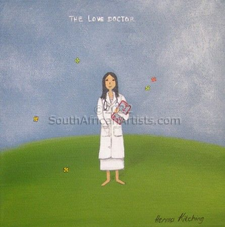 """The love doctor"""