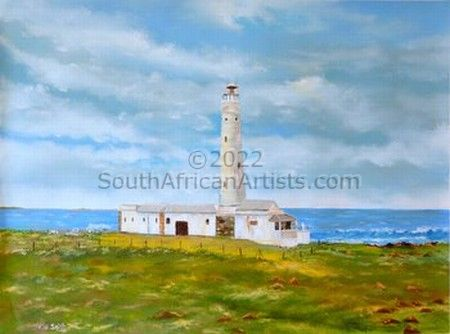 """St Francis Lighthouse"""