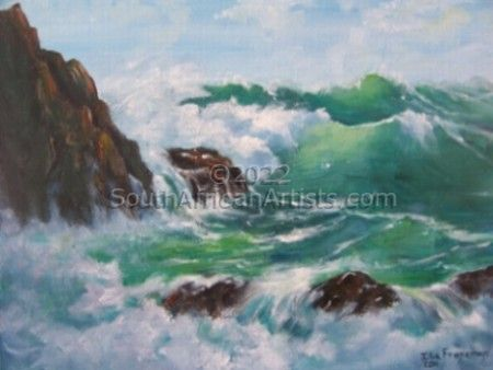 """Stormy Waves"""