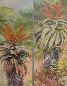 """Pair of Aloes 2008"""
