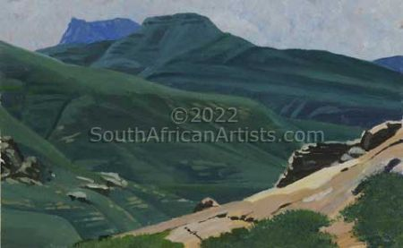 """Mountain Paradise/Golden Gate Area/E Freestate"""