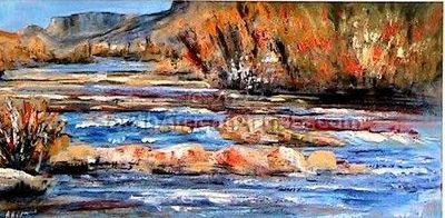 """Headwaters - Breede River"""