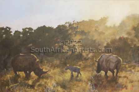 """Save the Rhino"""