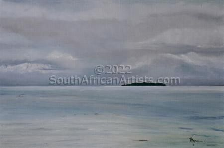 """Blues and Greys from Tanzania"""