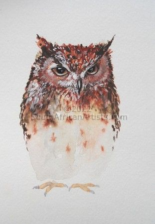 """Brown Owl"""