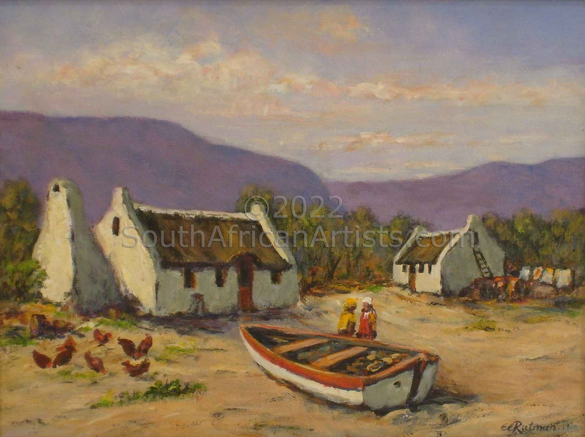 """Beach Cottages in the Cape"""